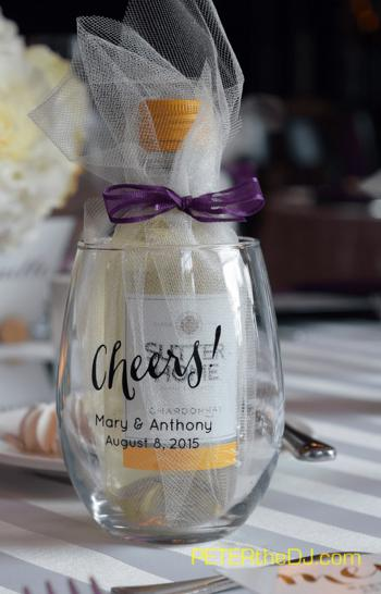 Napa Bridal Shower Favor Idea
