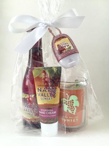 Napa Valley Favor Idea