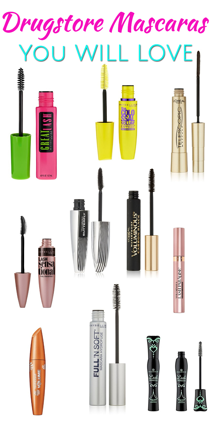 Drugstore_Mascara