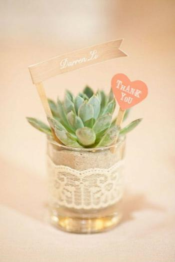 Gorgeous Wedding Shower Favors