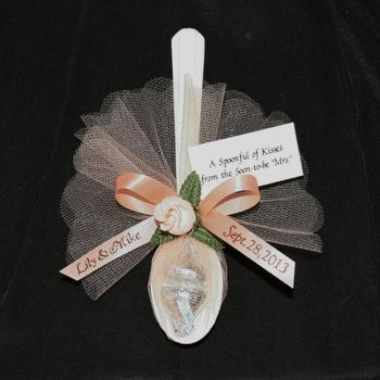 princess wedding shower favor idea