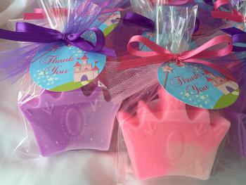 soap wedding shower favors