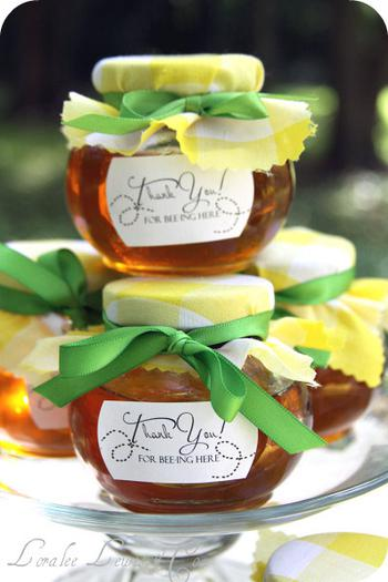 Picnic Bridal Shower Favors