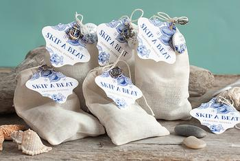 Skipping Stone Favors