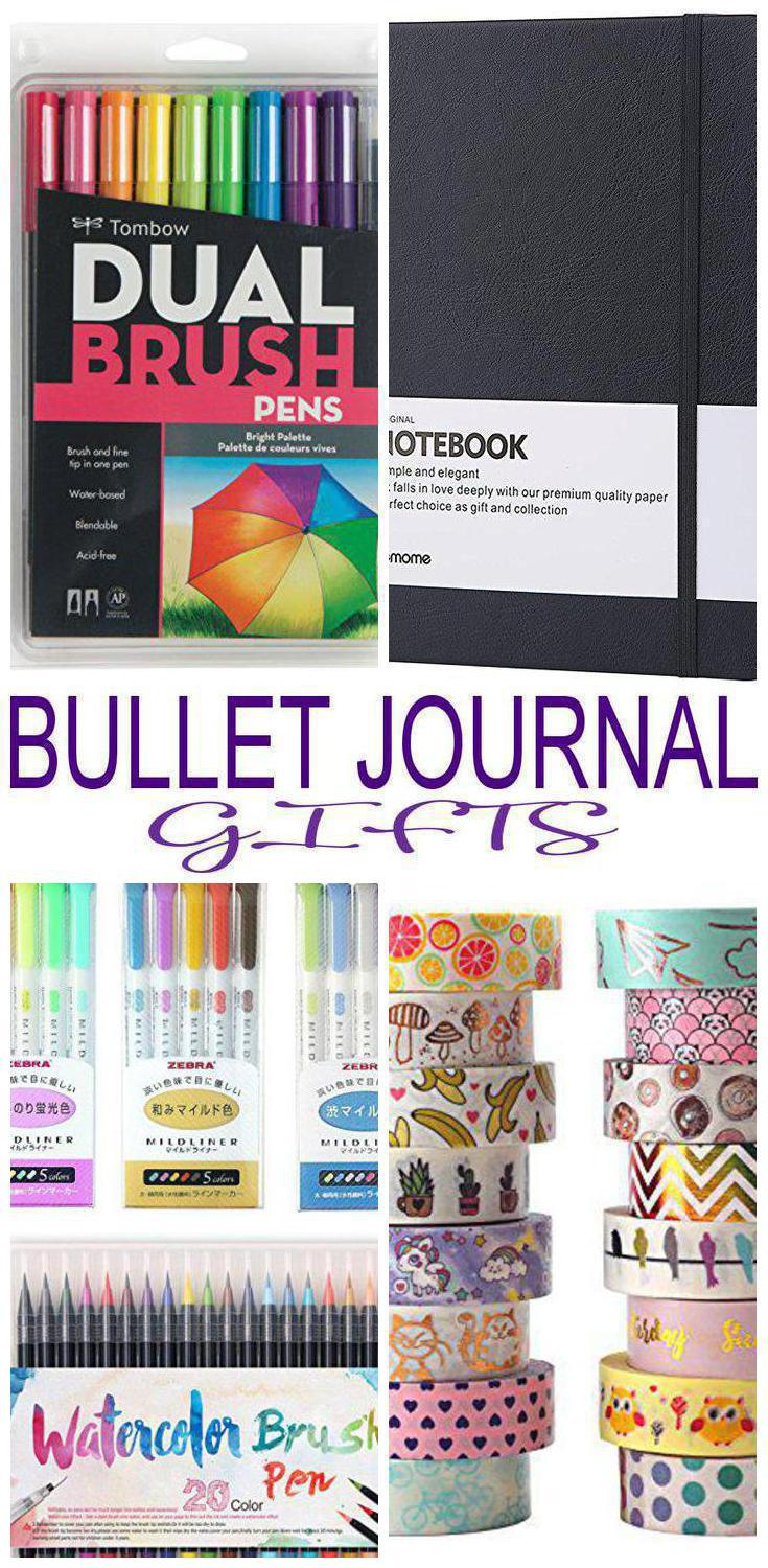 bullet journal gifts