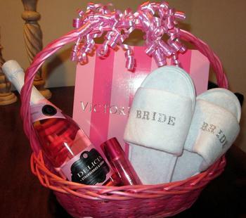 bridal shower gift baskets laughing pandas