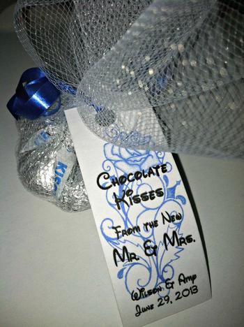 Disney Wedding Favor Idea For Guests