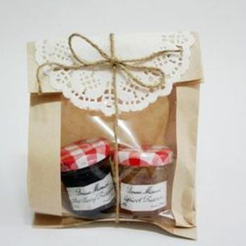 Jam Wedding Favor Packaging