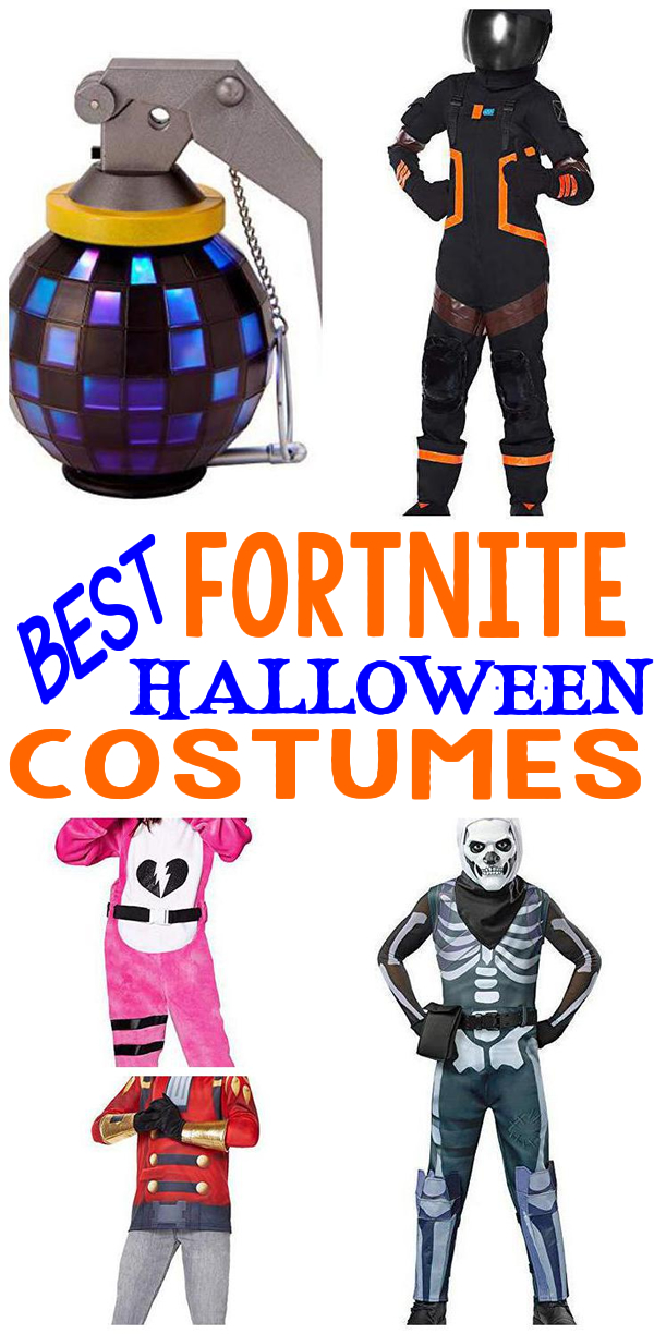 fortnite-halloween-costumes for kids