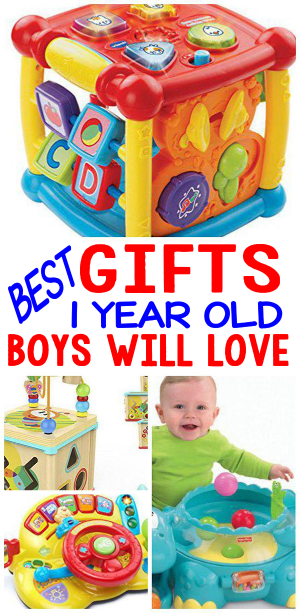 Gifts 1 Year Old Boys Birthday Christmas