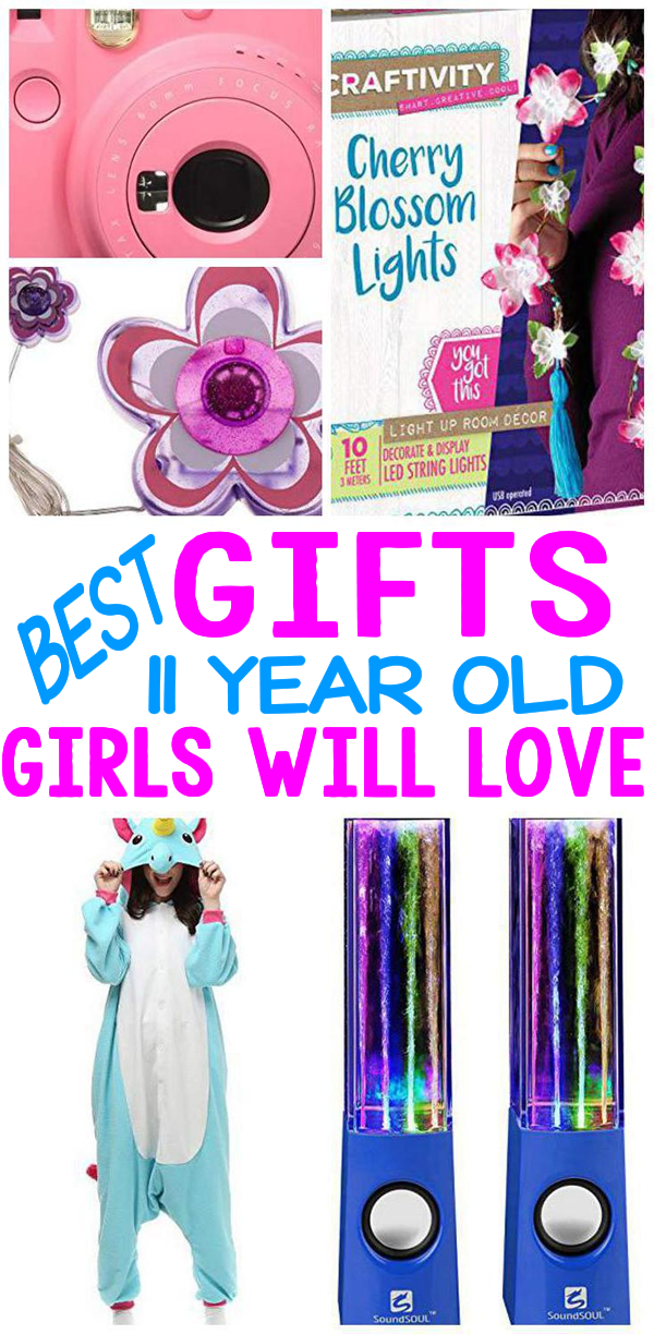 Gifts 11 Year Old Girls Birthday