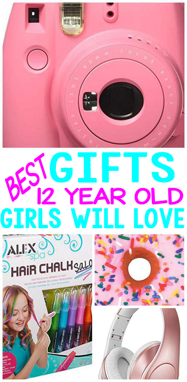 Gifts 12 Year Old Girls Birthday