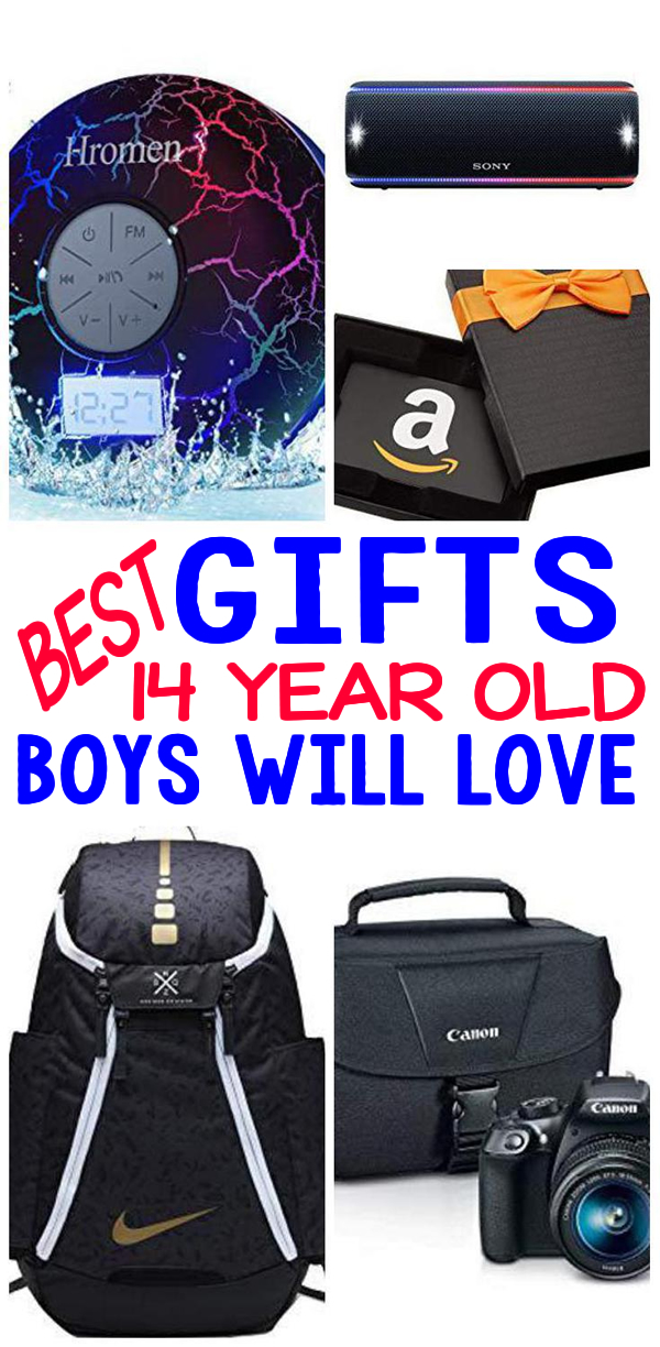 Gifts 14 Year Old Boys Birthday