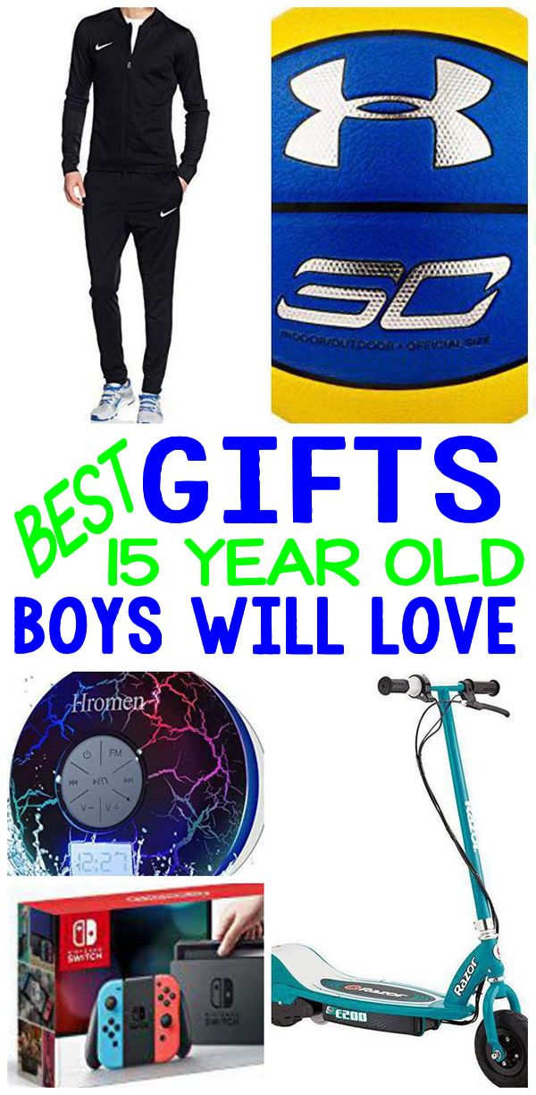 gifts-15-year-old-boys-birthday gifts – christmas gifts