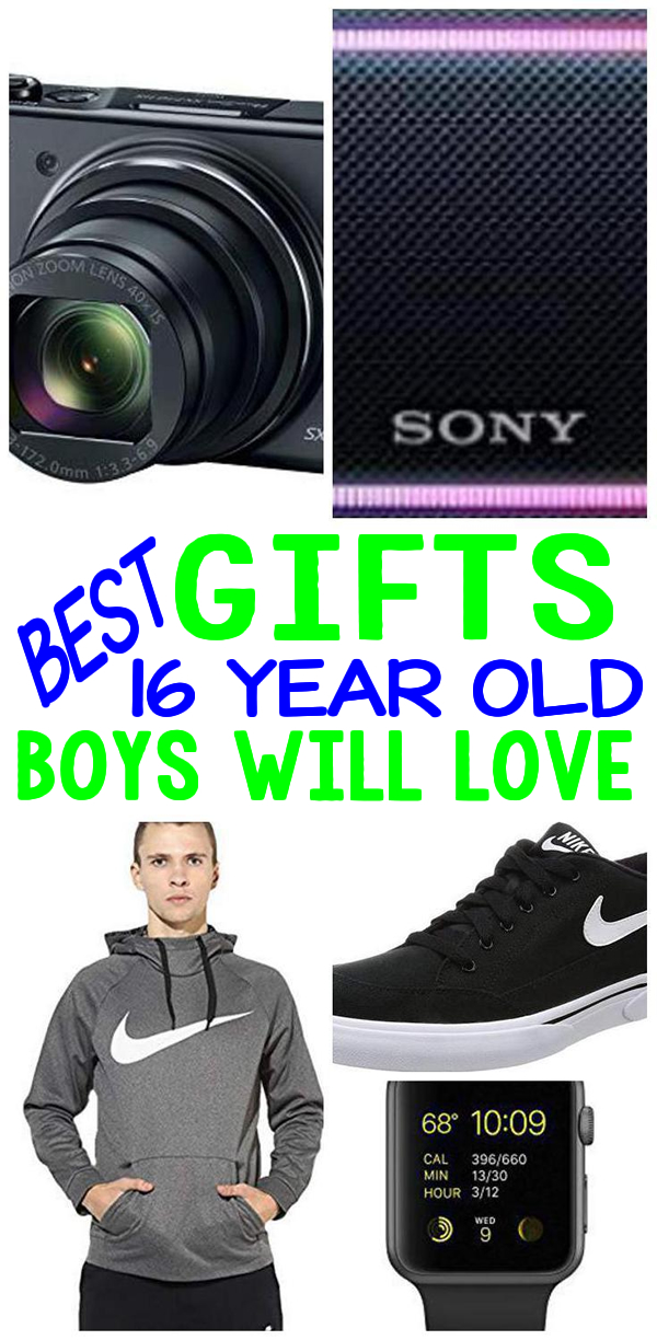 Gifts 16 Year Old Boys Birthday Christmas