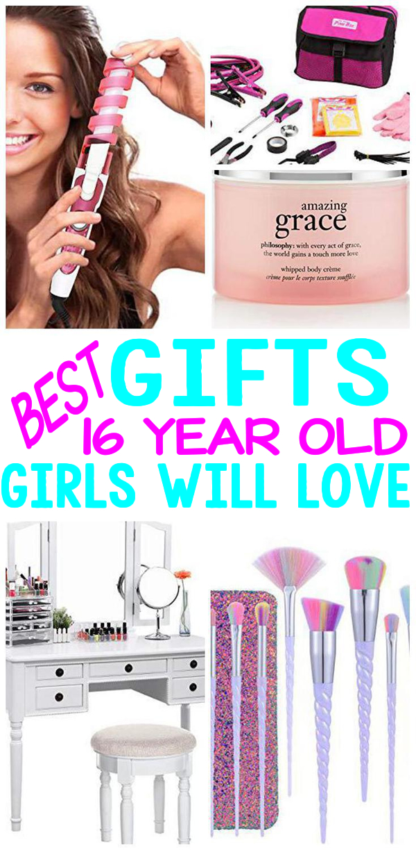 Gifts 16 Year Old Girls Birthday Christmas