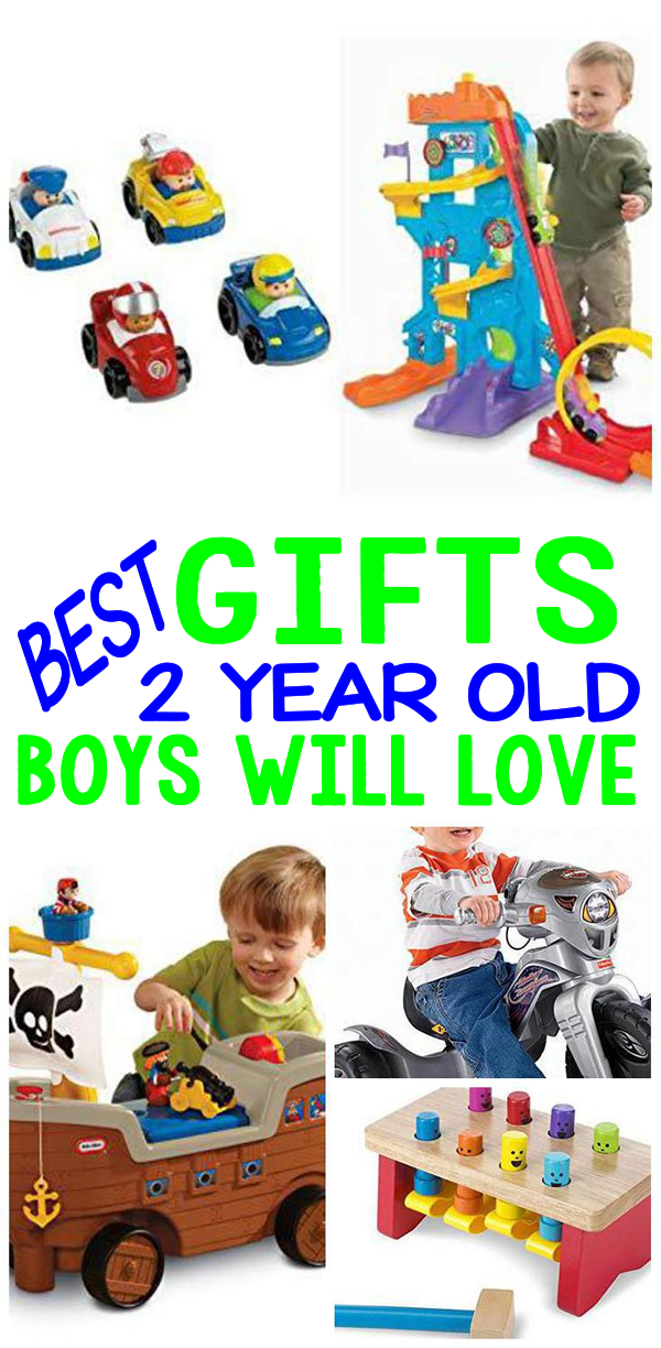 Gifts 2 Year Old Boys Birthday