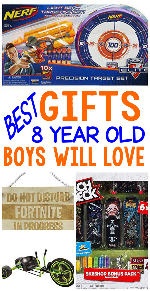 Gifts 8 Year Old Boys Birthday